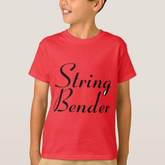 String Bender T-Shirt
