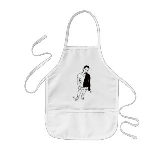 string grease kids apron
