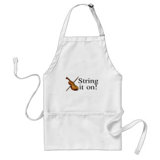 String It On Standard Apron