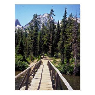 String Lake Postcard