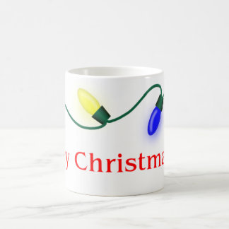 String of Lights Coffee Mug