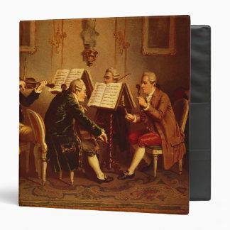 String Quartet Binders