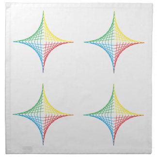 String Star Cloth Napkins
