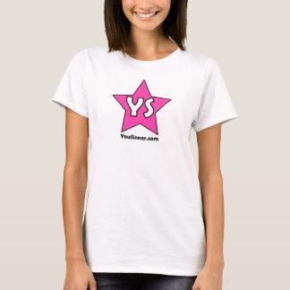 String Tank Pink Star