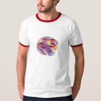String Theory (3D Concept Diagram) T-shirt