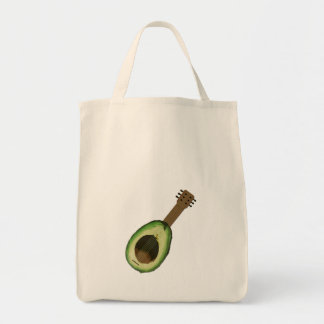 Stringed Avocado Tote