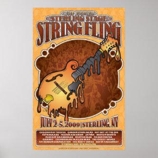StringFling092 Poster