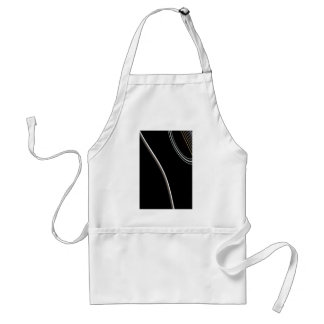 Strings Adult Apron