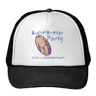 Strip Club Bachelorette Party Gear Trucker Hat