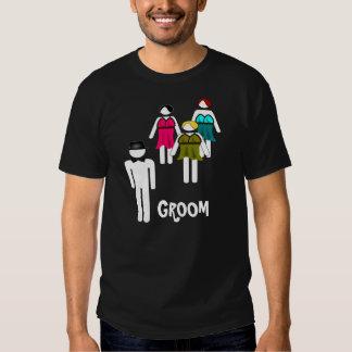 Strip club,groom,bachelor party,stag do tee shirt