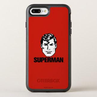 Stripe Boy - Superman 2 OtterBox Symmetry iPhone 7 Plus Case