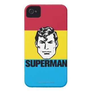 Stripe Boy - Superman Case-Mate iPhone 4 Cases