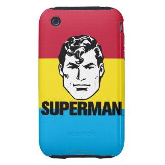 Stripe Boy - Superman Tough iPhone 3 Cover