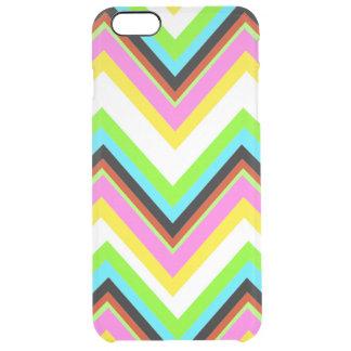 Stripe Clear iPhone 6 Plus Case