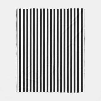 Stripe Fleece Blanket