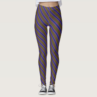 Stripe is OK Leggings