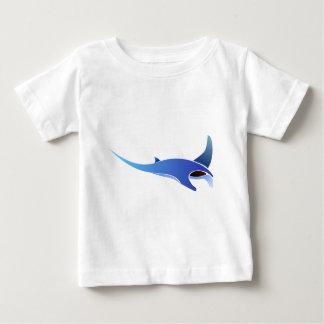 Stripe Manta Baby T-Shirt