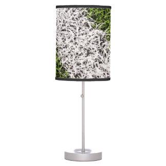 Stripe on grass table lamp