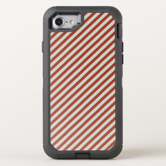 Stripe red iphone cover