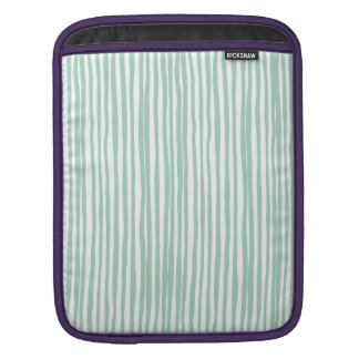 Stripe the Line Sleeve For iPads