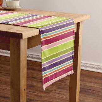 Stripe Variety Short Table Runner