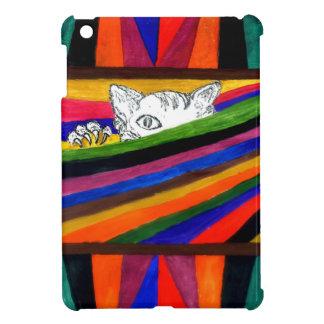 Striped Abstraction Design2 iPad Mini Cases