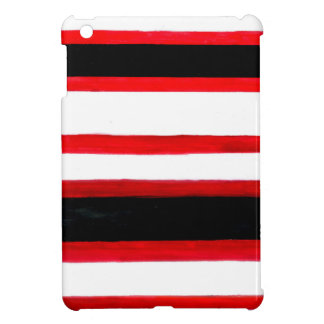 Striped Abstraction Design iPad Mini Covers