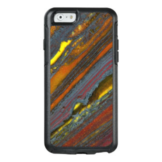 Striped Australian Tiger Eye OtterBox iPhone 6/6s Case