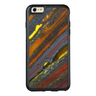 Striped Australian Tiger Eye OtterBox iPhone 6/6s Plus Case