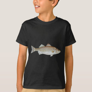 Striped Bass Art T-Shirt