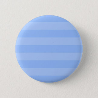 Striped Blue Colored Shaded Stripes. Showers 2 Inch Round Button
