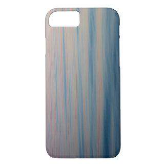Striped Blue & Pink Ombre Case