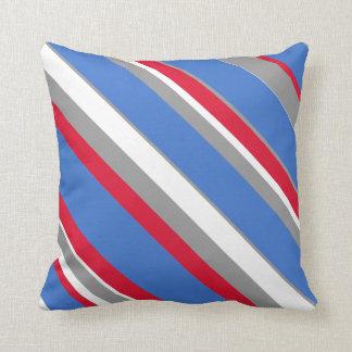 Striped Designer Pillows Nautical Stripes