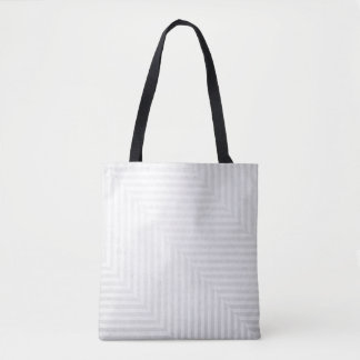 Striped pattern paper background tote bag