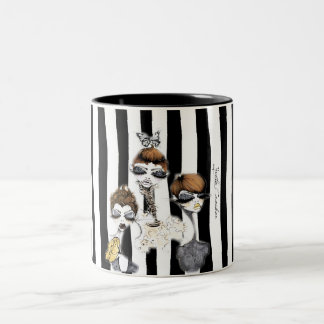 Striped Pixie Cup