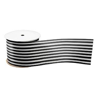 Striped Satin Ribbon