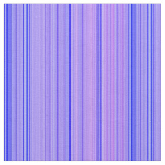 Striped Stripes Purple Fabric