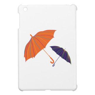 Striped Unbrellas Case For The iPad Mini
