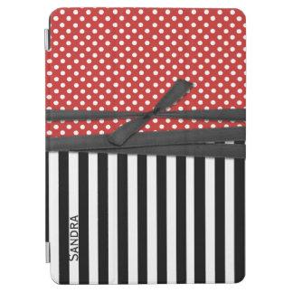 Stripes and Polka Dots iPad Air Smart Cover