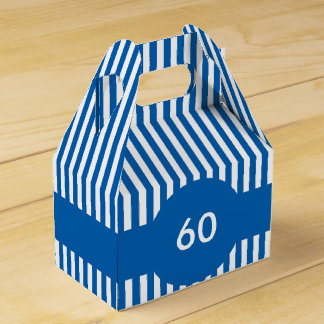 Stripes Bespoke Design Favor Box