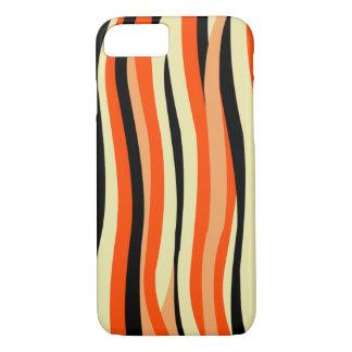 Stripes curves iPhone 7 case