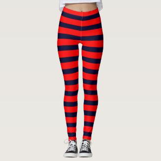 Stripes Custom Leggings