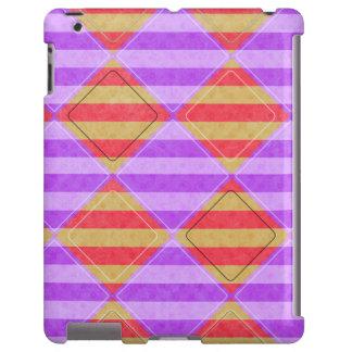 Stripes, Diamonds, Spotted Pattern