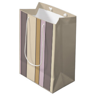 Stripes Gift Bag