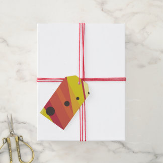 Stripes Gift Tags