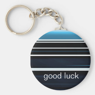 stripes keychain