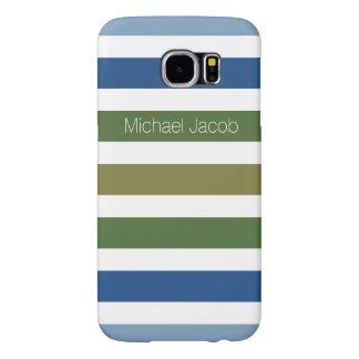 stripes natural colors samsung galaxy s6 cases