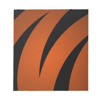 Stripes Notepad