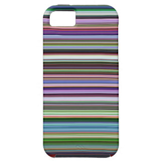 Stripes of Color iPhone 5 Cases