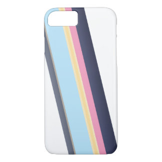 Stripes of Colour iPhone 8/7 Case